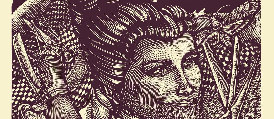 La linogravure par Benjamin Guyet