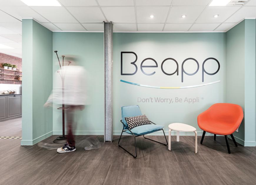 Anaïs Vivion, CEO de Beapp
