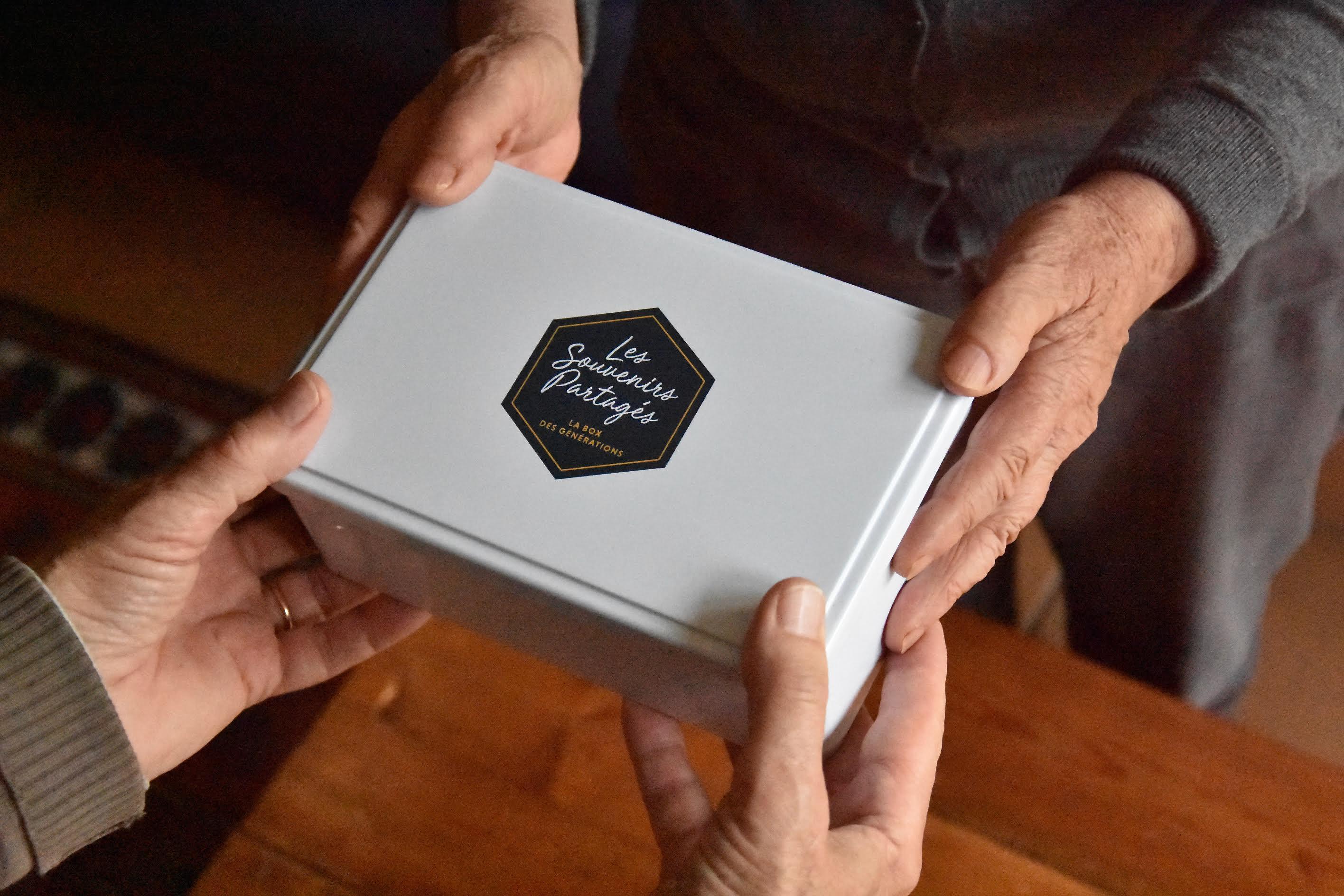 Les Souvenirs Partagés, la box des générations
