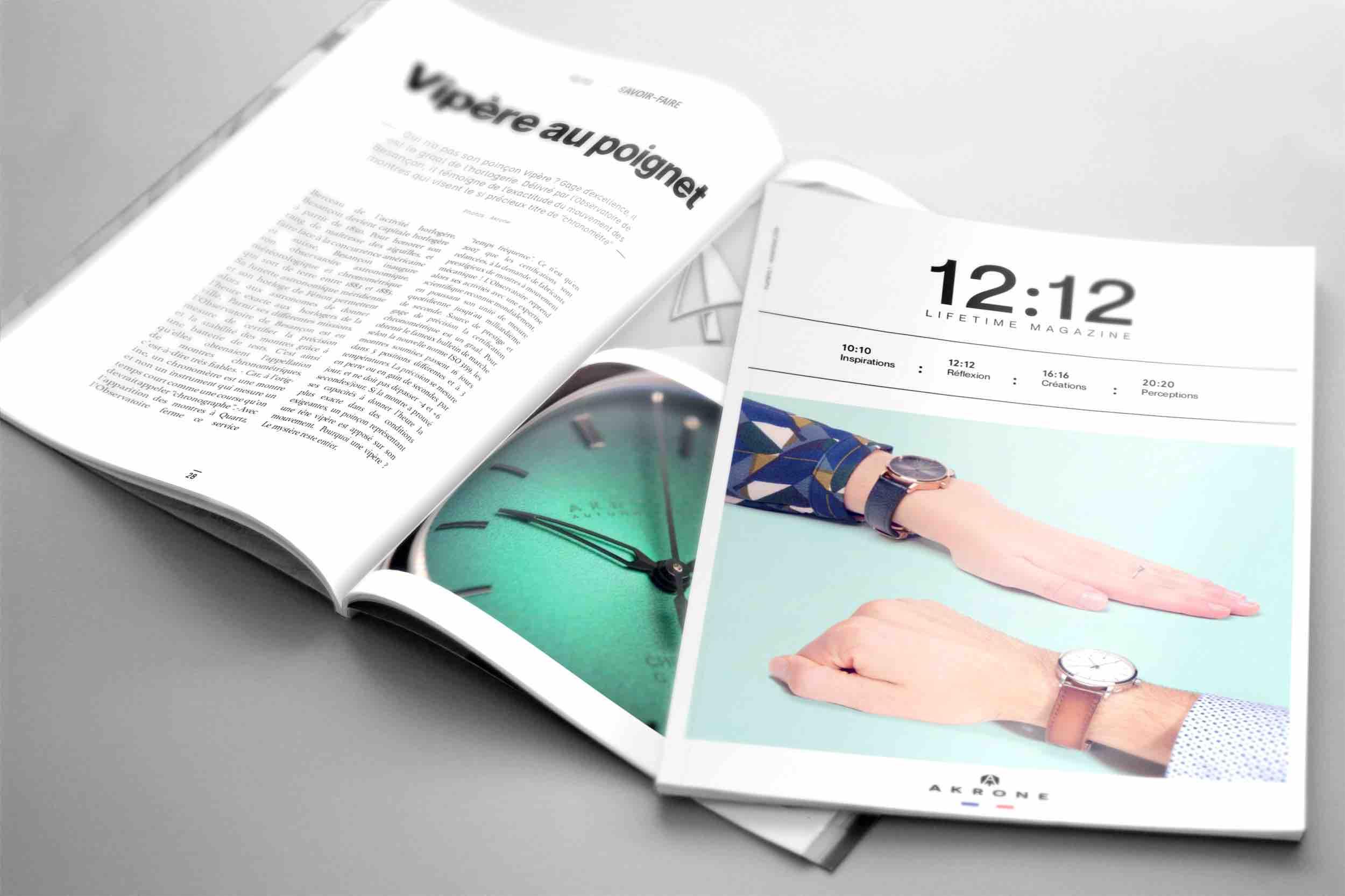 Votre magazine de marque, vous y avez pensé ?