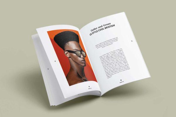 idile - isabelle lunettes - brand magazine vioo 2