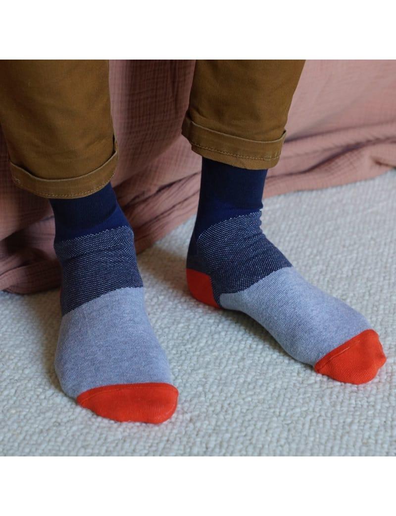 Bon pied, des chaussettes bienveillantes
