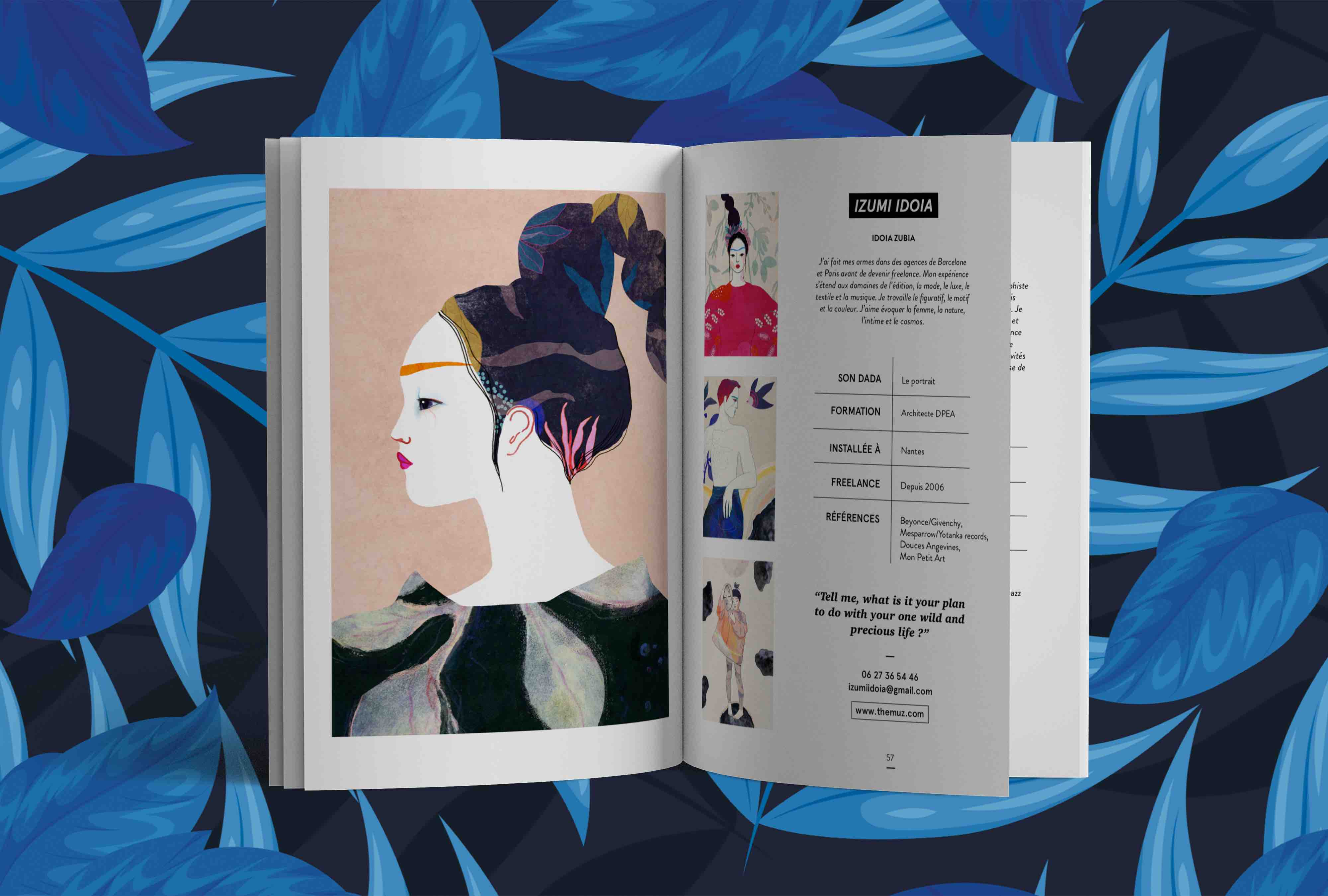 promotion guide des illustrateurs de l'ouest