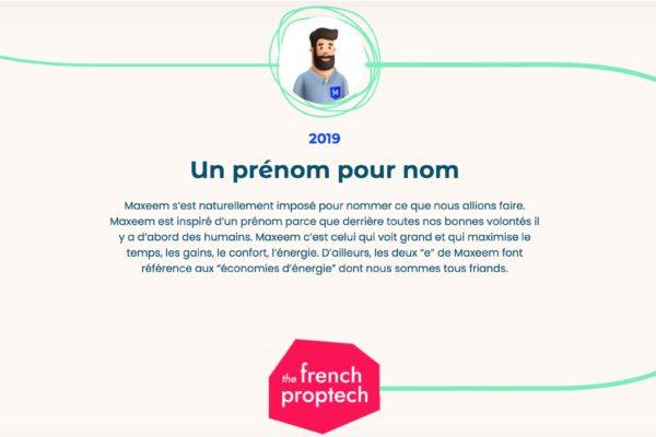 maxeem - agence idile nantes naming communication marketing EP