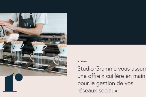 Idile nantes agence naming branding contenus - studio gramme 2